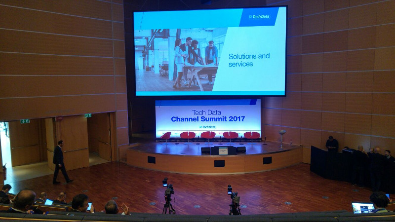 Tech Data Channel Summit 2017